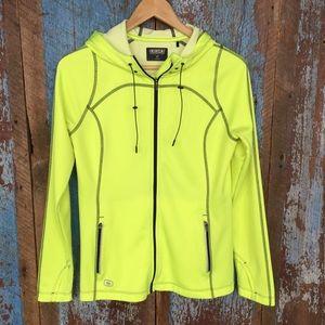 Ogio Endurance Athletic Zip-up Hooded Jacket